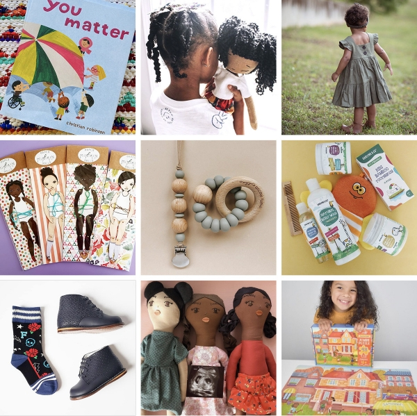 Support these 15 Black Owned Kids Businesses